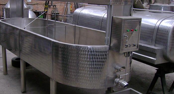 Equipos para fabricacion de lacteos
